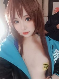 Chono Black cosplayer Nude Bath Onlyfans Leaks 2021