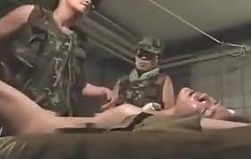 Army officer is forcing a lady